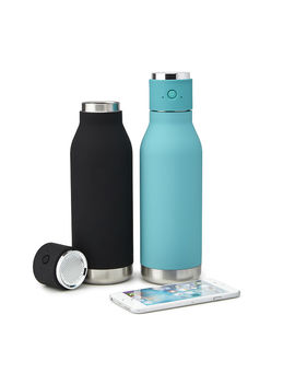 Bluetooth Speaker &Amp; Water Bottle by Uncommon Goods