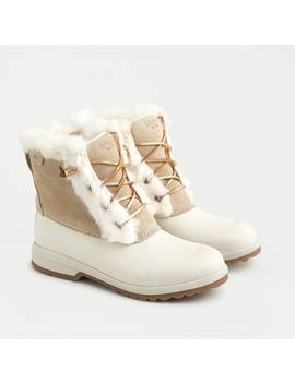 Sperry® Maritime Repel Boots by Sperry