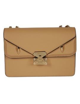 Fendi Chain Flap Shoulder Bag by Fendi