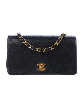 Vintage Classic New Mini Flap Bag by Chanel