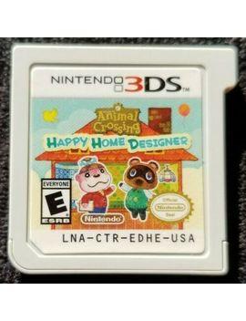 Nintendo Animal Crossing: Happy Home Designer For Nintendo 3 Ds *Game Cart Only* by Ebay Seller