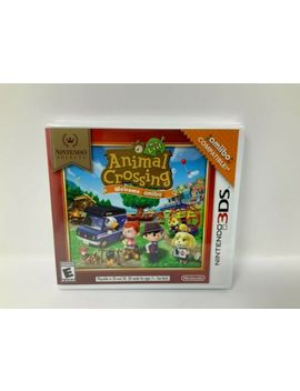 Animal Crossing: New Leaf   Nintendo Selects (Nintendo 3 Ds) Brand New & Sealed! by Ebay Seller