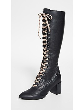 Victorian Tall Boots by See By Chloe