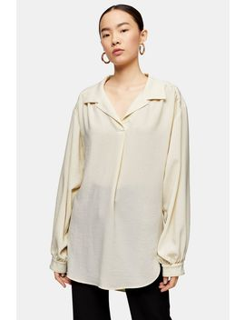 **Peasant Blouse By Boutique by Topshop