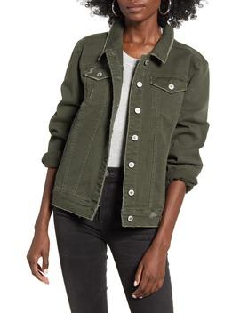 Ella Olive Denim Jacket by Sts Blue