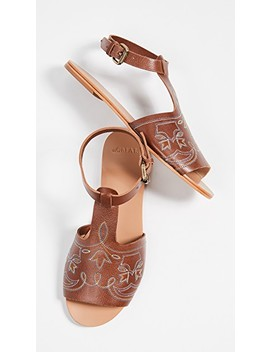 The Western Sandals by The Great.