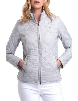 Backstay Diamond Quilted Jacket by Barbour