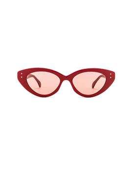 Cat Eye Sunglasses by Alaia