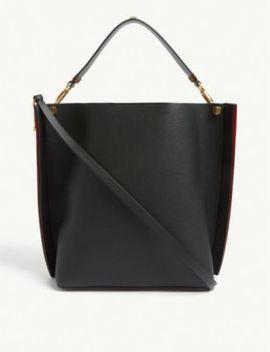 Escape Leather Tote by Valentino