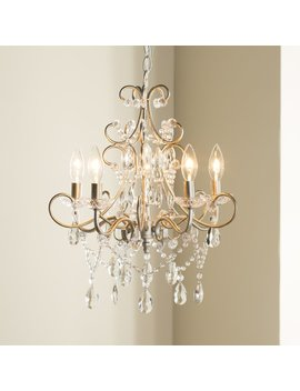 Blanchette 5 Light Candle Style Classic / Traditional Chandelier by Astoria Grand