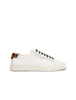 Low Top Andy Sneakers by Saint Laurent