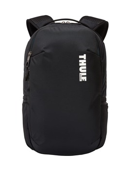Subterra 23 Liter Water Resistant Black Backpack by Thule