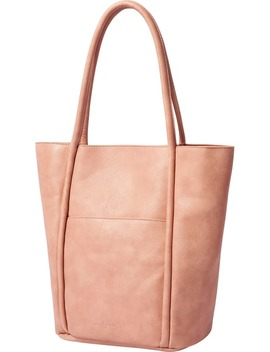 Intentional Vegan Leather Tote by Urban Originals
