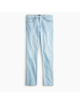 770™ Straight Fit Eco Stretch Jean In Sunfaded Sky Wash by J.Crew