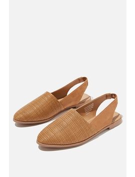 Sonni Slingback by Cotton On