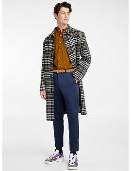 Mac Bonded Coat by Ami Alexandre Mattiussi