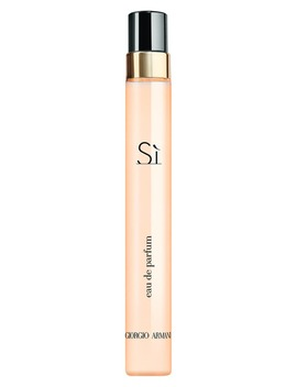 Sì Eau De Parfume Travel Spray by Giorgio Armani
