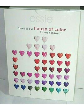 Essie 12 Days Of Color Set For The Holidays 6 Full Size   6 Mini New by Ebay Seller