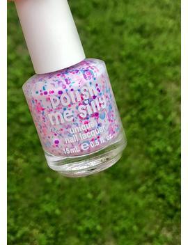 Diva: Custom Blended Neon Glitter Nail Polish / Lacquer  Snowprincesscol by Etsy