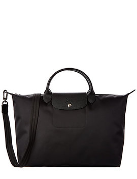 Longchamp Le Pliage Néo Large Nylon Short Handle Tote by Longchamp