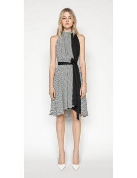 Brushstroke Layered Dress by Cue