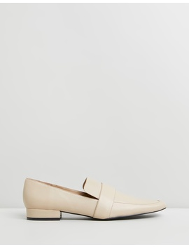 Frances Leather Loafers by Atmos&Here