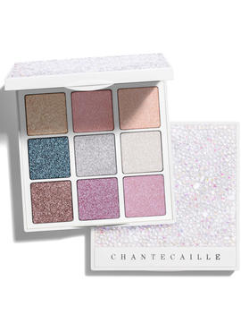 Chantecaille Polar Ice Eye Palette: 9 Shades   Sparkly, Frosty And Shimmery by Chantecaille