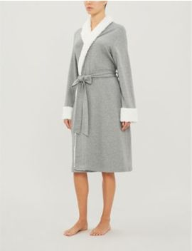 Vermont Stretch Jersey Dressing Gown by Eberjey