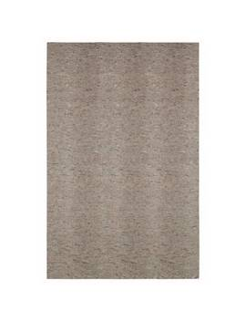 Belgr Abstract Ivory Area Rug by Wrought Studio