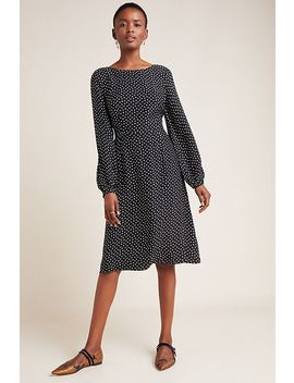 Agatha Midi Dress by Anthropologie