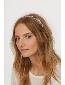 Sparkly Stone Alice Band by H&M