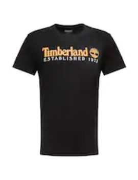 Established Tee   T Shirts Med Print by Timberland