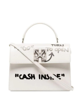Jitney 2.8 Cash Inside Bag by Off White