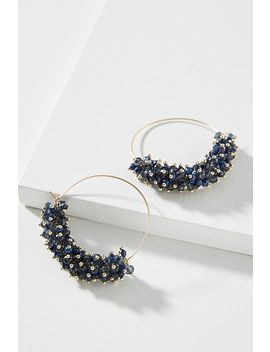 Sybil Hoop Earrings by Anthropologie
