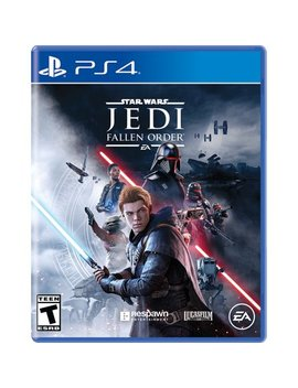 Star Wars Jedi: Fallen Order, Electronic Arts, Play Station 4, 014633738339 by Electronic Arts