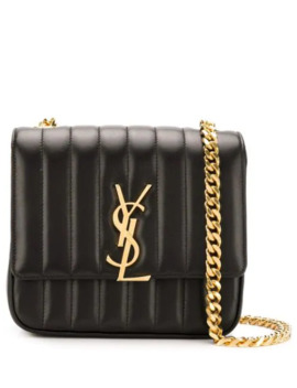 Vicky Medium Shoulder Bag by Saint Laurent
