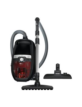 Blizzard Cx1 Pure Power Cylinder Bagless Vacuum Cleaner   Black & Red by Currys