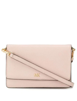 Pebbled Convertible Crossbody by Michael Michael Kors