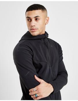 Nike Tech Ponte Full Zip Hoodie by Nike