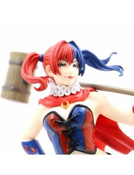 Dc Suicide Squad Harley Quinn Action Figures Kotobukiya 52 Bishoujo Model Toys by Ali Express.Com