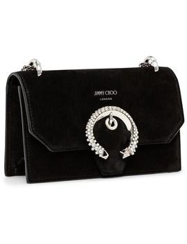 Paris Mini Bag With Crystal Buckle by Jimmy Choo