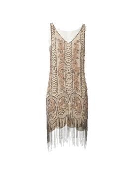 Silk Mid Length Dress by Haute Hippie