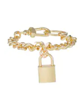 Padlock Bracelet   Armband by Urban Classics
