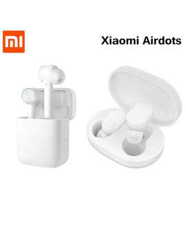 Original Xiaomi Airdots Pro Tws Earphones Air Bluetooth Wireless Headset Stereo Anc Switch Enc Auto Pause Tap Control Earbuds by Ali Express.Com