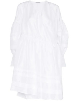 Wrap Around Smock Dress by Cecilie Bahnsen