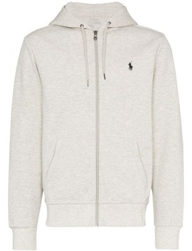 Double Knit Fleece Hoodie by Polo Ralph Lauren