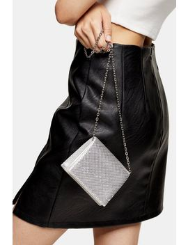 Montana Silver Mini Bag by Topshop