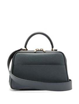 Serie S Medium Grained Leather Bag by Valextra