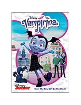 Vampirina: Vol.1 (Dvd) by Disney