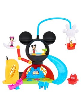 "<Span><Span>Disney Mickey Clubhouse Adventures Playset</Span></Span><Span Style=""Position: Fixed; Visibility: Hidden; Top: 0px; Left: 0px;"">…</Span> by Mickey Mouse"